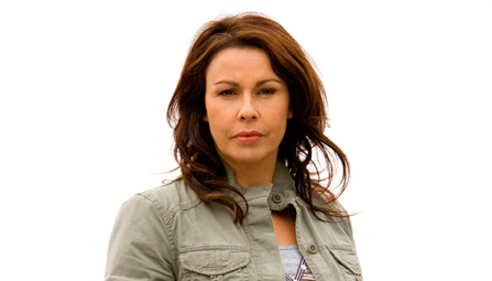 Abby Grant (Julie Graham)