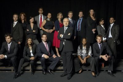 The Apprentice UK Series 4 Cast