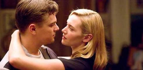 """Leonardo DiCaprio und Kate Winslet in """"Zeiten des Aufruhrs"""""""