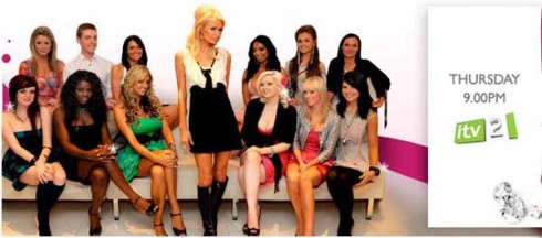 Paris Hilton's British Best Friend (Screenshot ITV2 Website)