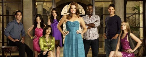 Können auf eine zweite Staffel hoffen: die Charaktere von Privileged