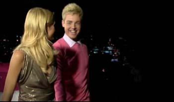 Samuel Hextall's moment of fame, (c) ITV2