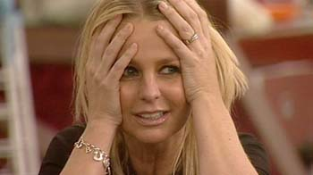 Ulrika Johnsons moment of fame, (c) Channel 4