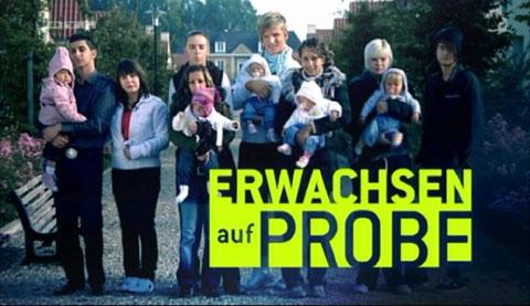 Erwachsen auf Probe (c) RTL