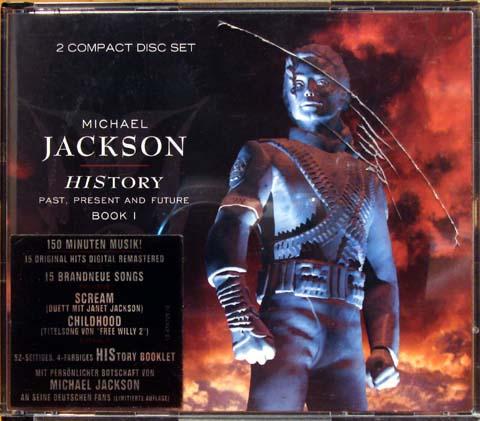 Michael Jackson HISTORY Album (1995)