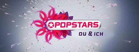 """Neues Logo der achten Popstars Staffel """"Du & ich"""""""