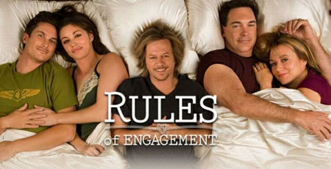 Rules of Engagement (c) CBS